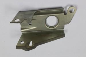Press metal sample