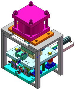 Tool design and development at Larego Toolmaking
